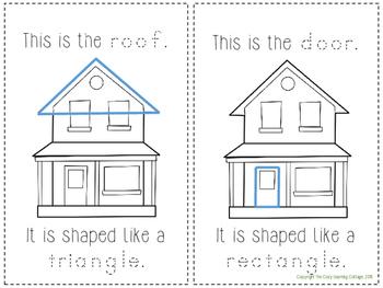 Parts of a House Unit