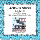 Parts of a Kitchen Lapbook