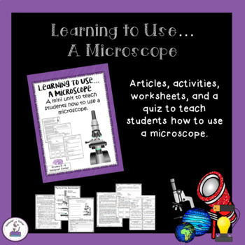 How to Use a Microscope Mini Unit