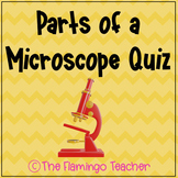 Parts of a Microscope Quiz