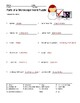 Parts of a Microscrope Word Search and Printable Vocabulary Worksheet Puzzles