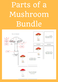 MontessoriLove ~ Parts of a Mushroom Bundle