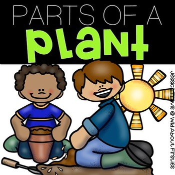 Parts of a Plant - Freebie!