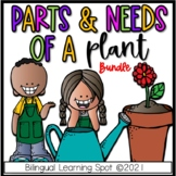 Parts of a Plant & Needs of a Plant Bundle