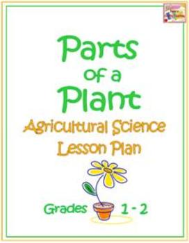 Parts of a Plant and Their Use to Man -Science/Agricultural Science