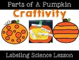 Parts of a Pumpkin Craftivity