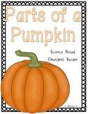 Parts of a Pumpkin Emergent Reader