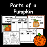 Parts of a Pumpkin - (Non-Fiction Reader, Poster, KWL, and