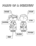 Parts of a Scientist