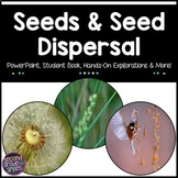 Parts of a Seed & Plant Adaptations for Seed Dispersal