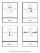 Parts of a Snowman Fun Winter Activity Montessori Preschool Homeschooling