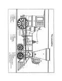 Parts of a Steam Engine 3-Part Cards