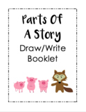 Parts of a Story Booklet