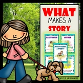 Story Elements - What Makes A Story?