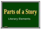 Parts of a Story PowerPoint Presentation