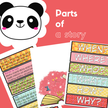 Parts of a Story- Story building
