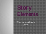 Parts of a Story powerpoint