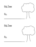 Parts of a Tree Printable Book