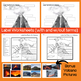 Parts of a Volcano | Science Bundle