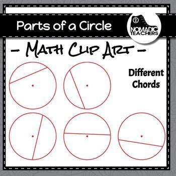 Parts of a circle clip art  - 196 PNGS