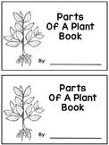 Plants Emergent Reader