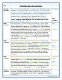 Parts of an Essay - Poster