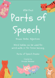 Parts of speech- NSW font