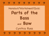 Parts of the BASS and BOWs