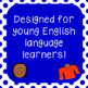 Parts of the Body Bingo Boards for ESL/ESOL/ELL/EFL, Speech and LOTE Students