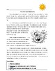 Parts of the Body ESL Reading & Questions, Graphic Organizer, Text Marking