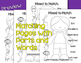 Parts of the Body - K-1st grade
