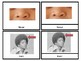 Parts of the Body - Nomenclature Cards - African American