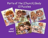 Parts of the (Church) Body - 10 Puzzles