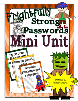 Parts of the Computer Mini Unit - Frightfully Strong Passwords