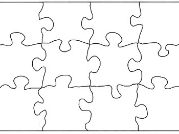 Parts of the Computer Puzzle Activity and Worksheet