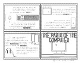 Parts of the Computer Reading Foldable