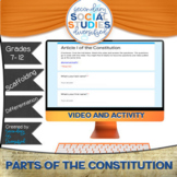 Parts of the Constitution   Google Forms   Distance Learni