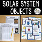 Parts of the Solar System--5th Grade Florida Benchmark SC.5.E.5.3