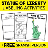 Vocabulary Activity - Statue of Liberty