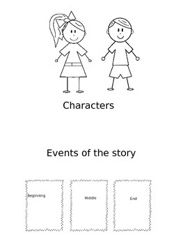 Parts of the Story
