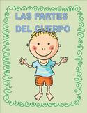 Parts of the body-Spanish version-Partes del cuerpo y la cara