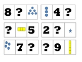Part/whole Number Relationship Building