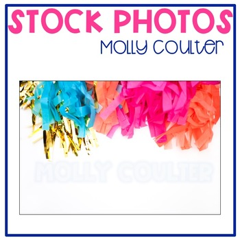 Stock Photo: Colorful Party Banner #1-Personal & Commercial Use