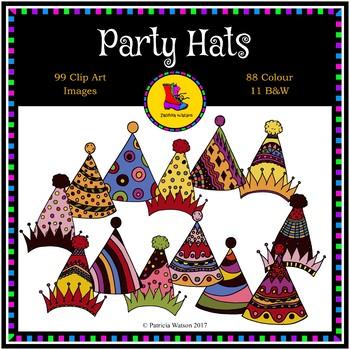 Party Hat Clip Art