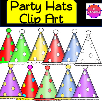 Party Hats Clip Art