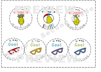 Party Pack Stickers