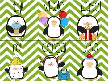 Party Penguins!