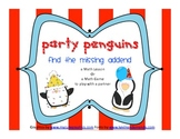 Party Penguins: Find the Missing Addend