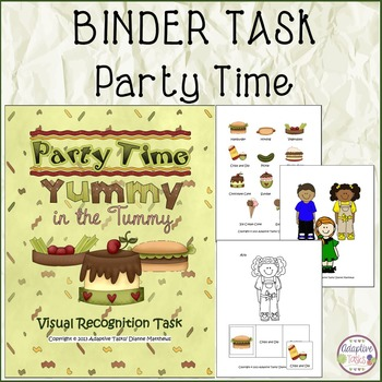 BINDER TASK Party Time