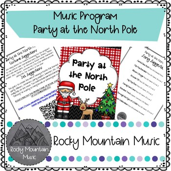 Party at the North Pole Music Program